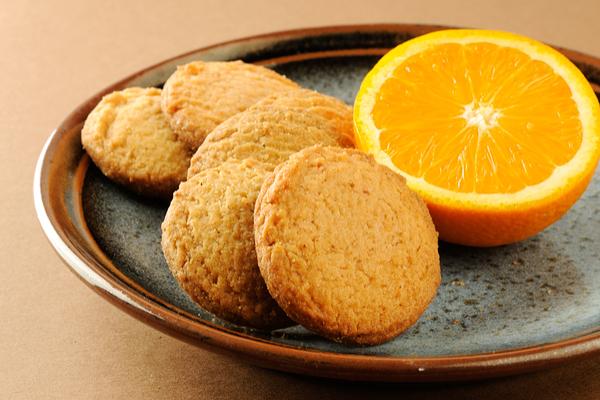biscotti arancia