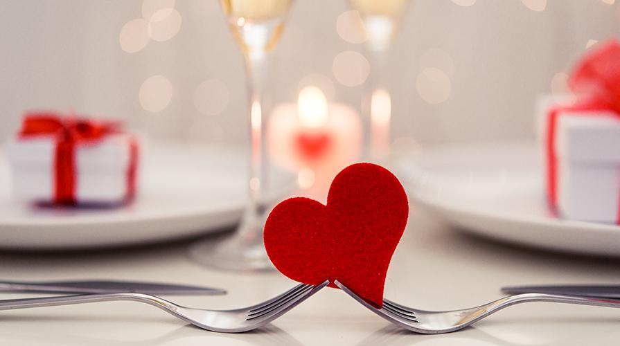 Ricette San Valentino: idee per la cena degli innamorati