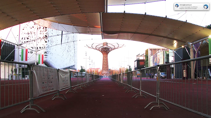 Expo sotto la superficie il video