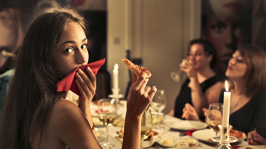Invitare a cena- n napoletano