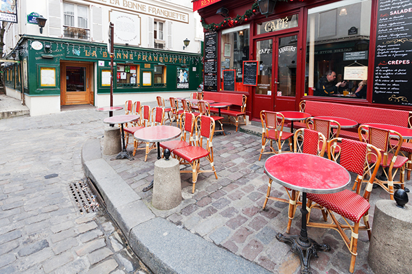 Parigi Ristorante Tavoli