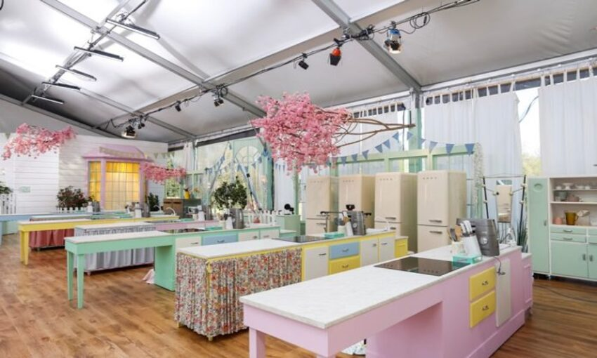 Bake Off Italia Set
