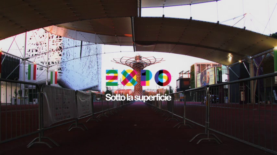 expo sotto la superficie