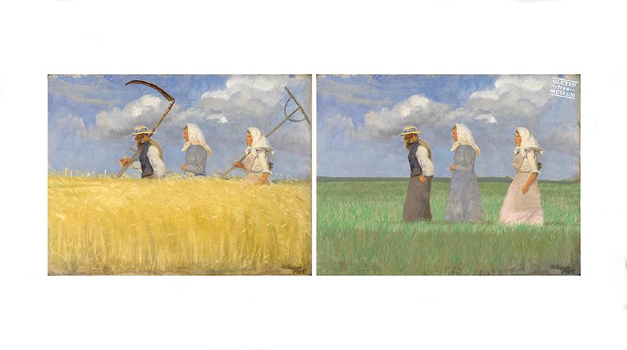 Ancher gluten free Museum