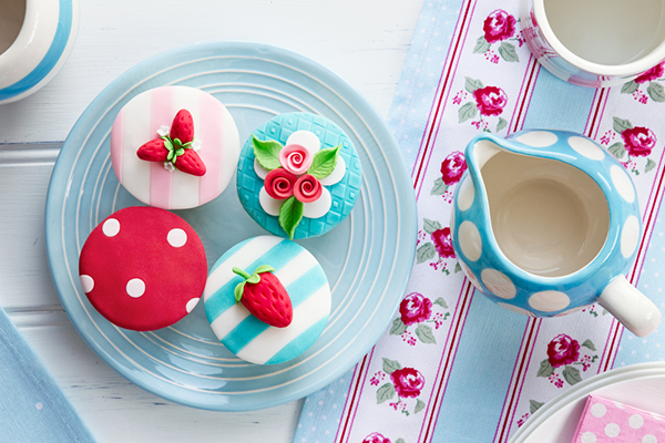 Dolci per tea party