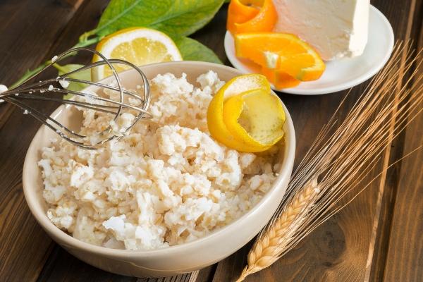 ingredienti pastiera napoletana