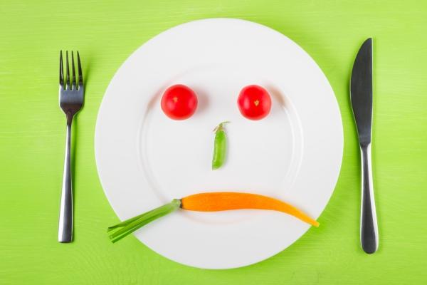 piatto vegetariano
