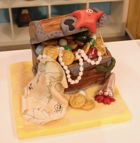 torta dei pirati