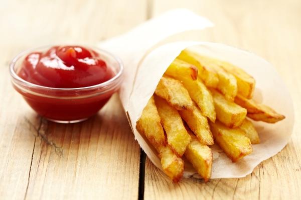 patatine fritte lardo