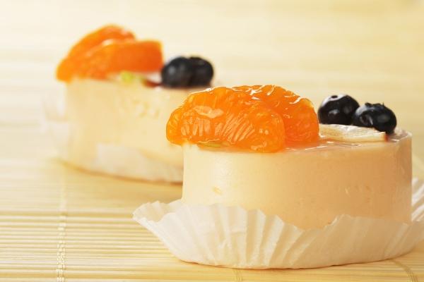 bavarese mandarini