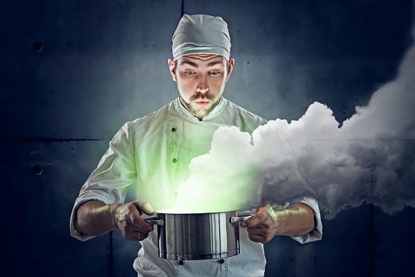 chimica in cucina
