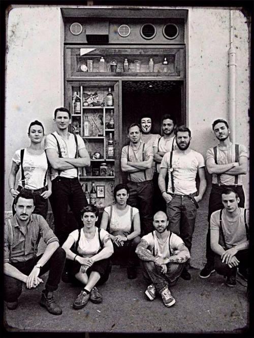 back door staff
