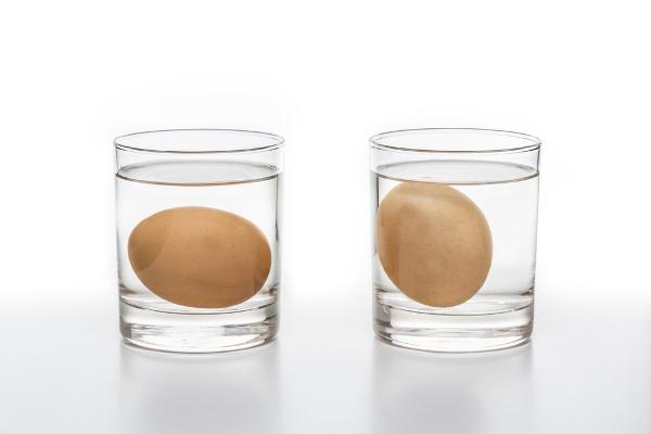 test uova fresche