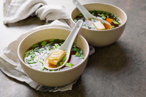 zuppa di miso cinese