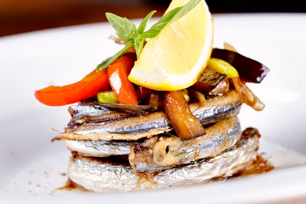 aguglia pesce povero