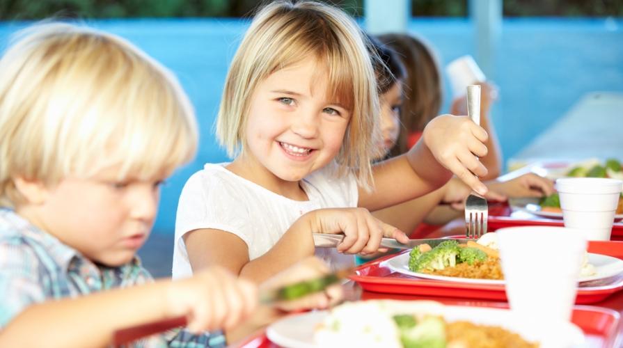 menu vegano mense scolastiche