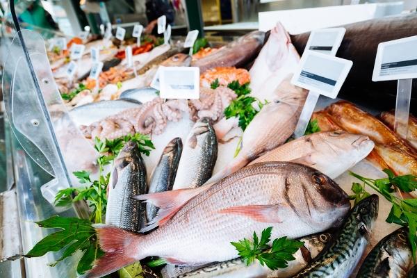 mercato del pesce