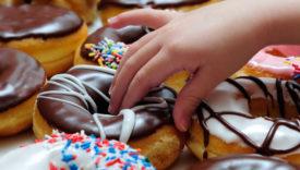 obesità infantile merendine