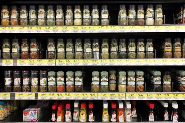 pepe nero supermercato