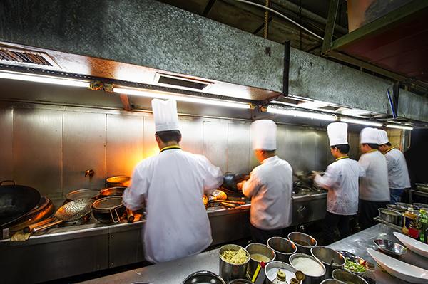 Cuochi cucina
