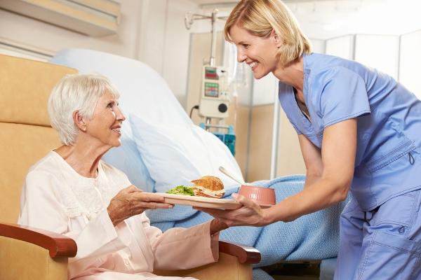 alimentazione ospedale