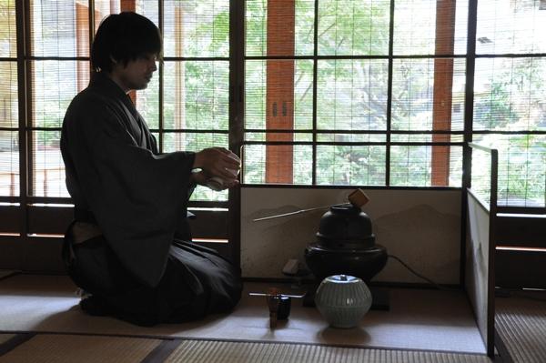 cerimonia tè giappone
