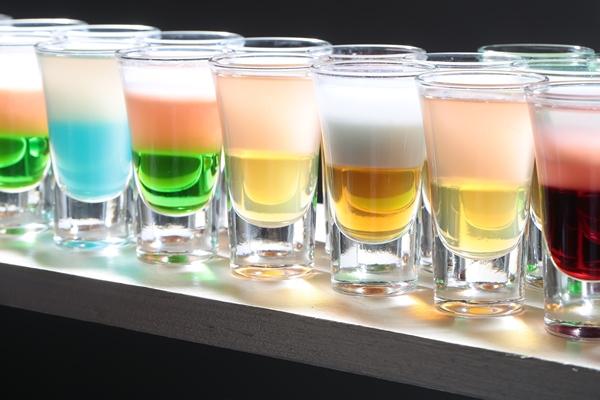 cocktail solidi
