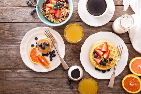 colazione sport