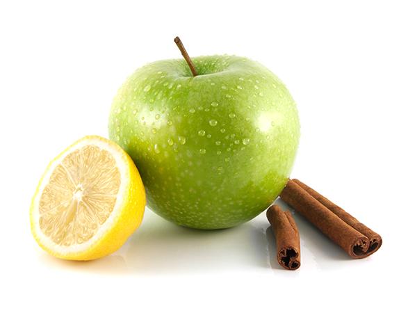 Mela e limone