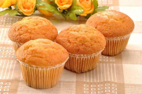 muffin vaniglia