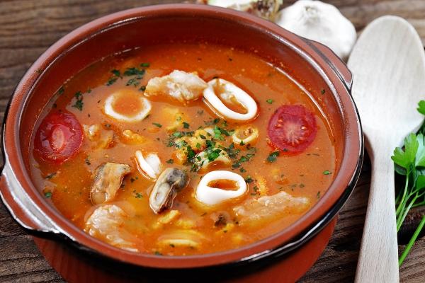 zuppa di pesce nichel