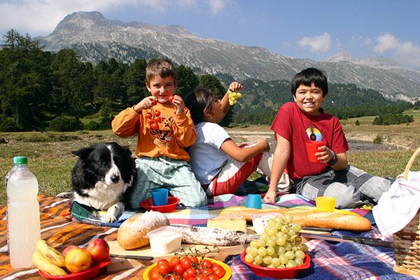Alimentazione montagna