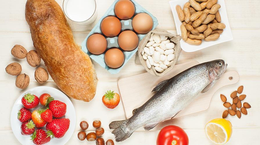 alimenti dieta a basso contenuto di istamina