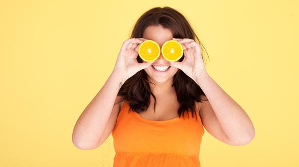 Vitamine per gli occhi