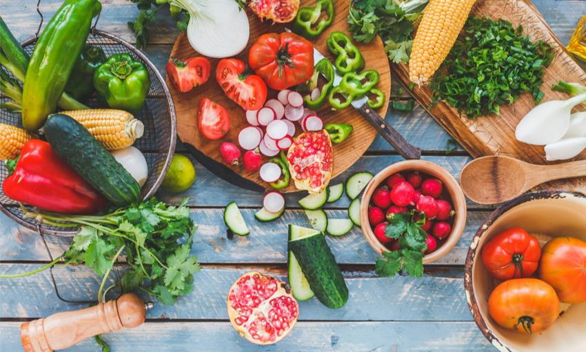 cibo sano estate