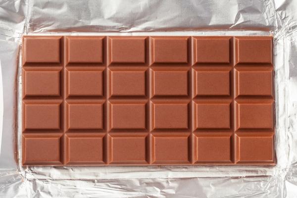 cioccolato senza zucchero