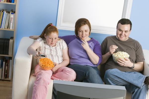 genitori obesità