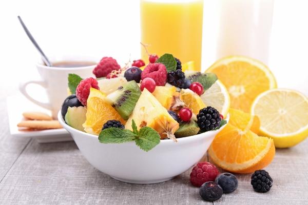 frutta colazione