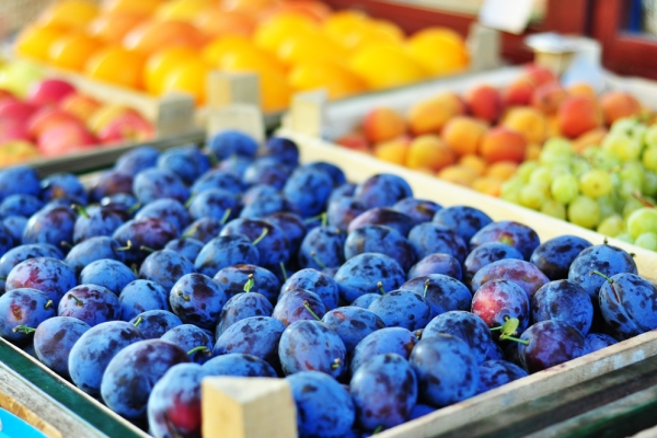 frutta mercato