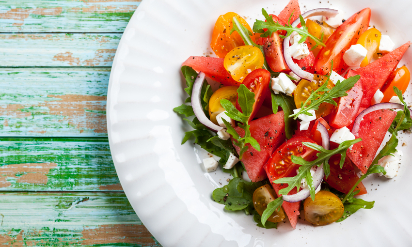 frutta e verdura estate
