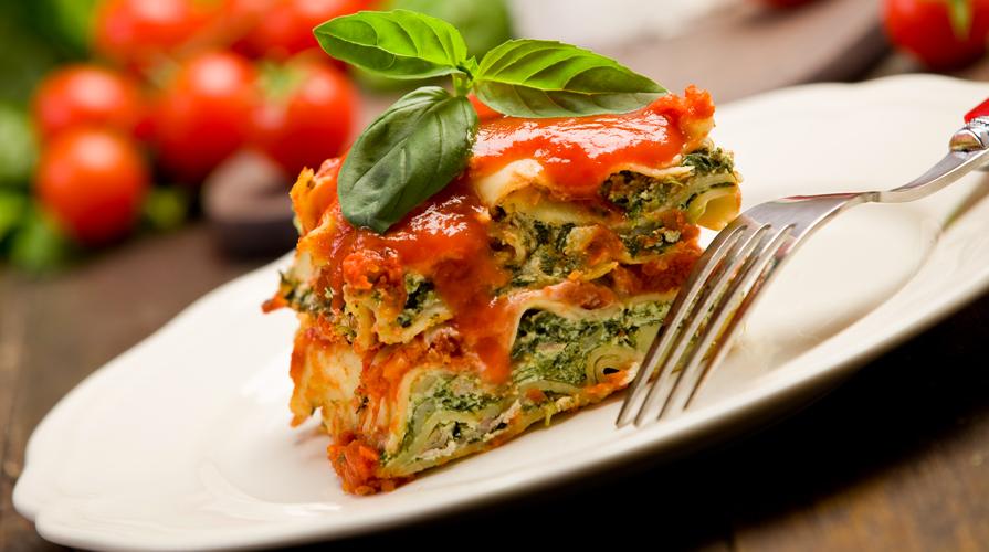 lasagna senza glutine