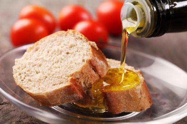 olio d'oliva buono