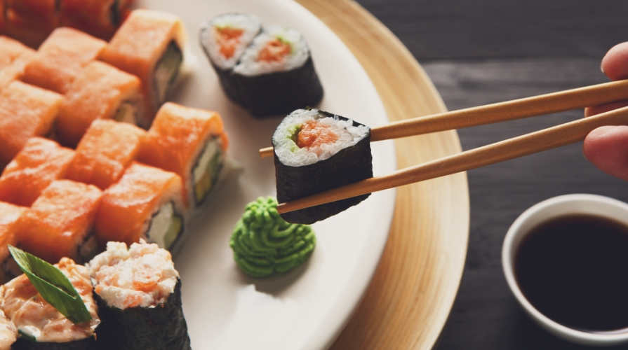 ristoranti sushi torino