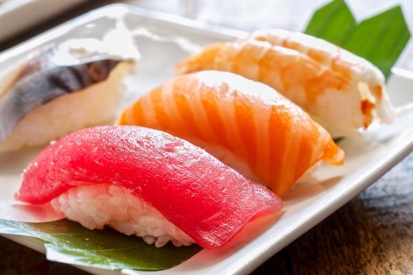 sushi anisakis