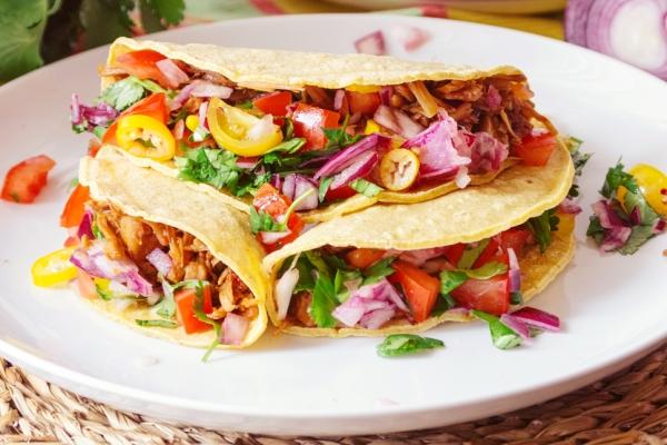 tacos jackfruit