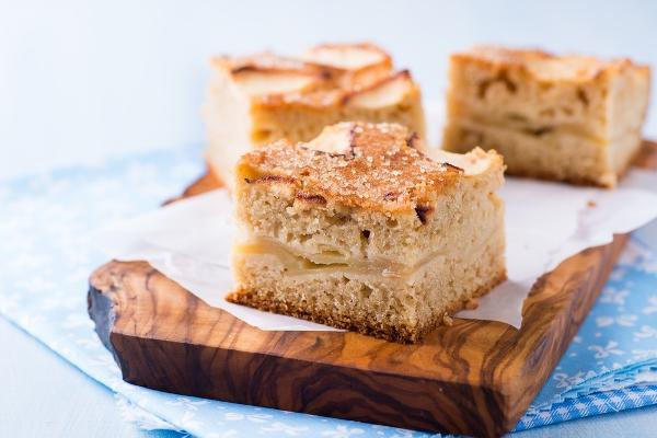 torta di mele senza farina