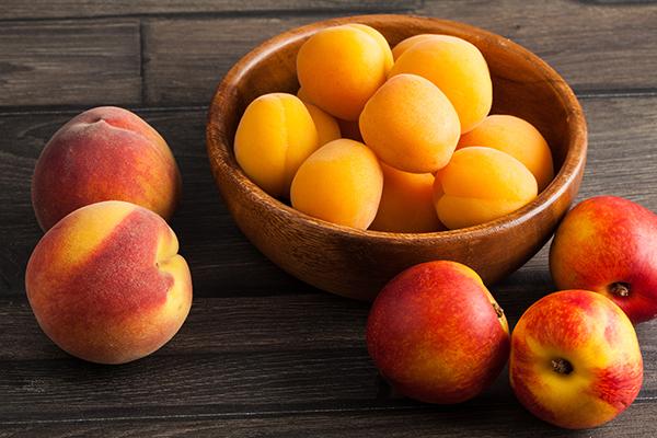 Frutta senza muco