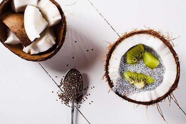 Semi di chia frutta