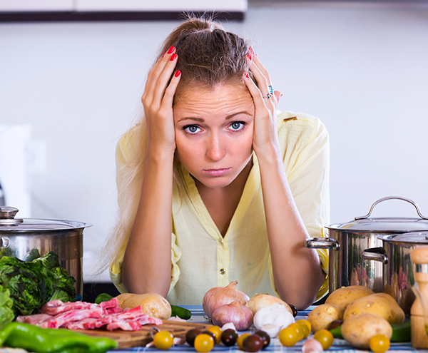 Alimenti contro lo stress