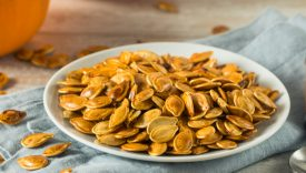 come mangiare i semi di zucca